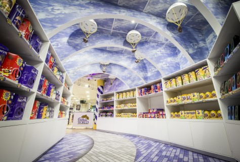Cadbury Reduces Water Consumption by 17 Percent