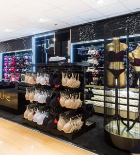 Underwear retail shop