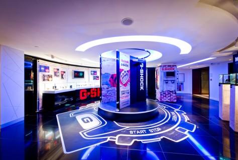 G-Shock Retail shop