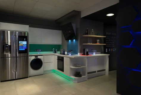 Products In These Ranges Include Phillips Hue Lighting, Play:5 Wireless  Music System And Netatmo Welcome Home Camera With Face Recognition As Well  As An ...