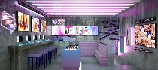Wah London Salon Of The Future Design4retail