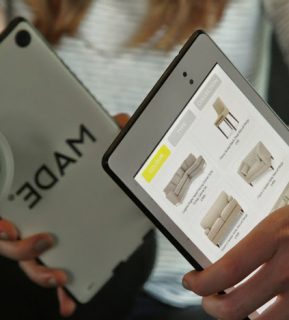 Made.com NFC tablets