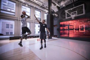 Nike Soho Basketball Courts