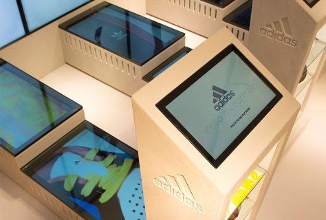 adidas technology sports retail