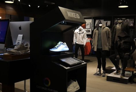 Nike ID Virtual Reality Retail