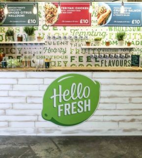 Hello Fresh Pop-Up