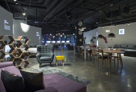 Made.com showroom
