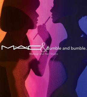MAC products display