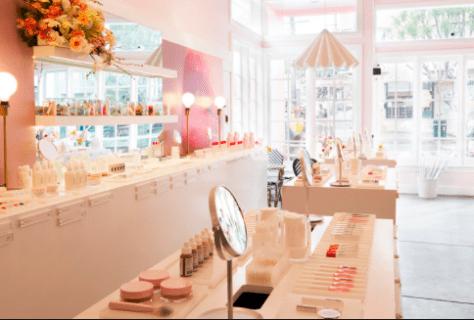 boutique beauty store
