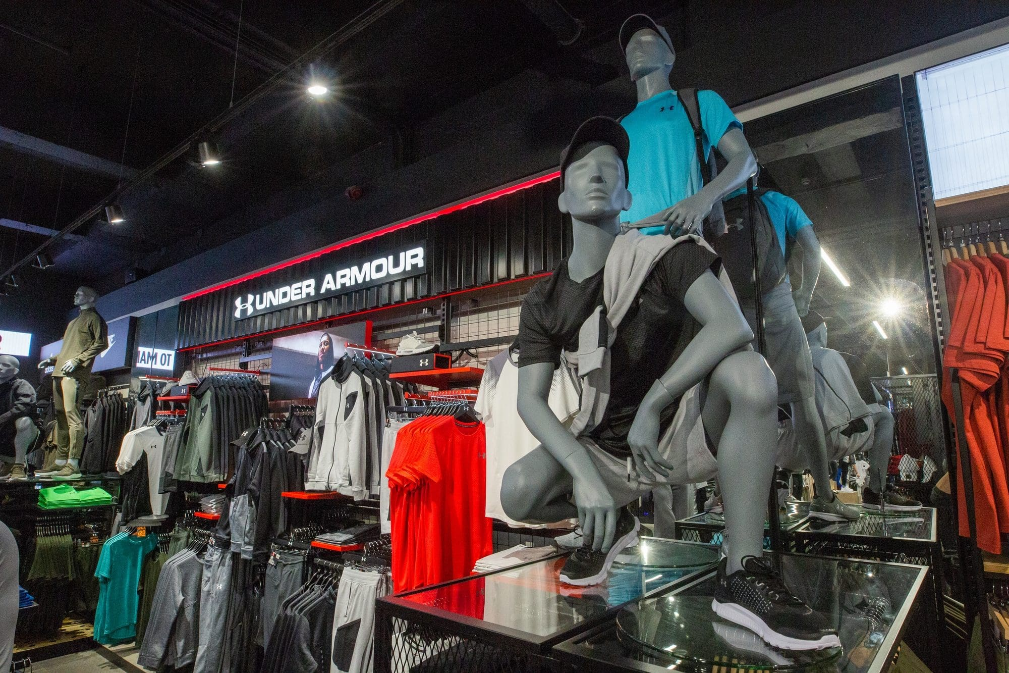 under armour outlet store uk